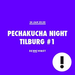 Pecha Kucha Tilburg