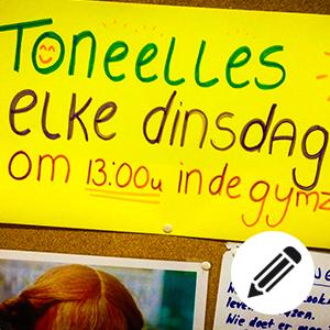 Toneelles